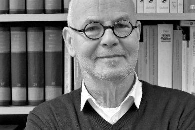 Prof. (em.) Dr. Wolfgang Frindte