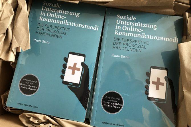 Neuerscheinung: Publikation zu sozialer Unterstützung in Online-Kommunikationsmodi
